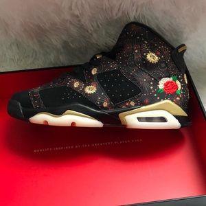 c1907f4e292c Shoes - Air Jordan 6 Retro CNY BG